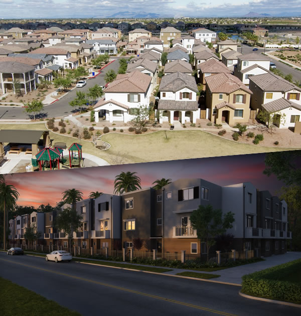 HOA and Apartments